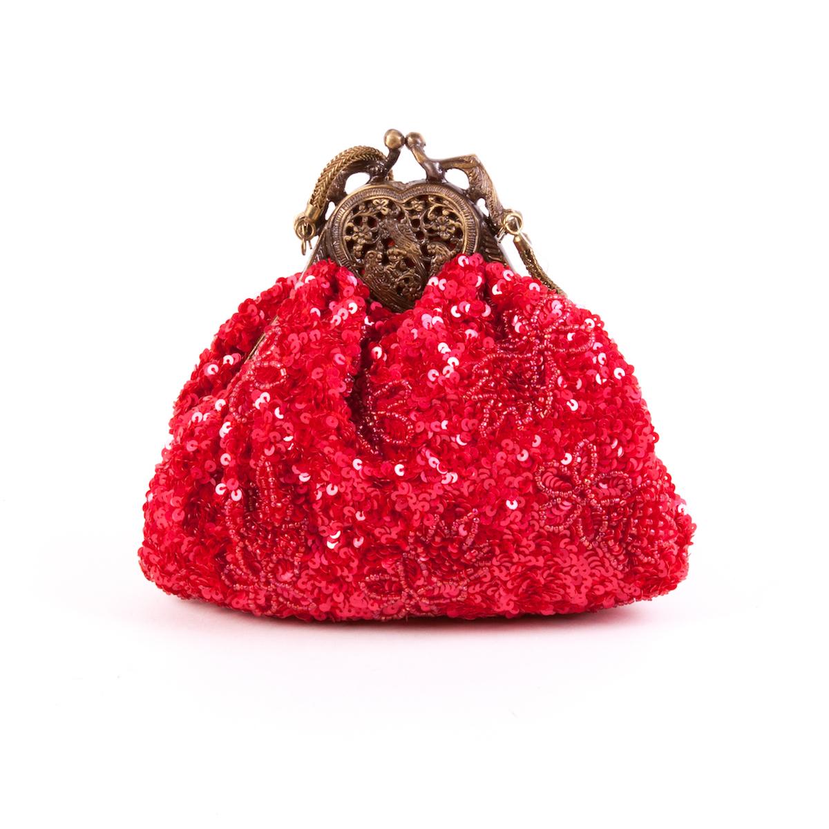 Bolso joya Cherry